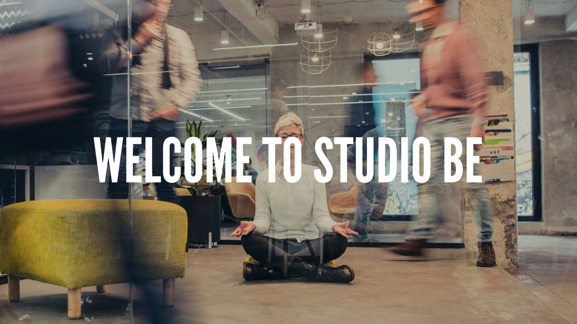 Welcome to studio BE
