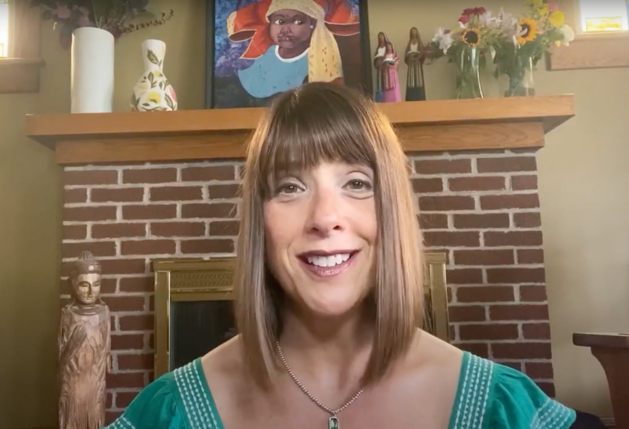 7-minute Guided Centering Meditation with Christine