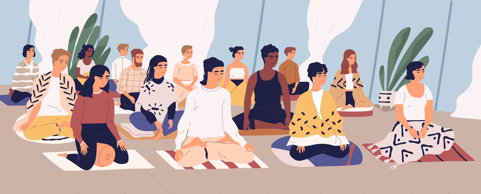 On the Powerful Relationship Between Meditation and Prayer