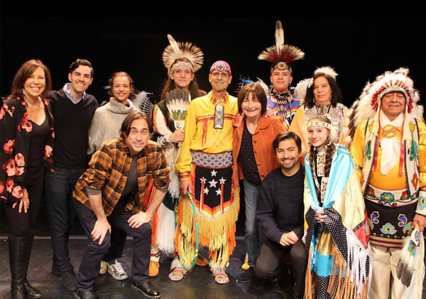 How to Debut A World-Premiere Native Musical During a Pandemic