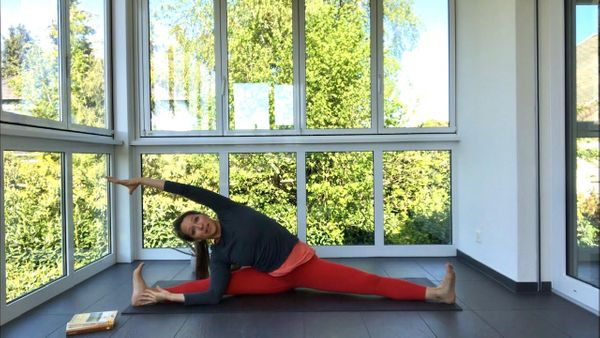 40-minute Earth Day Vinyasa with Rachel