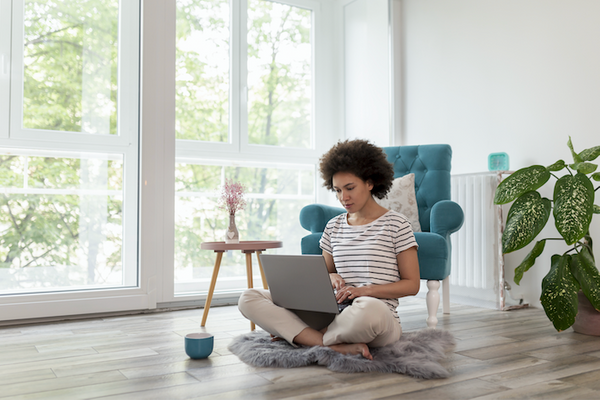 5 Ways To Protect Your Mental + Physical Health When Working From Home