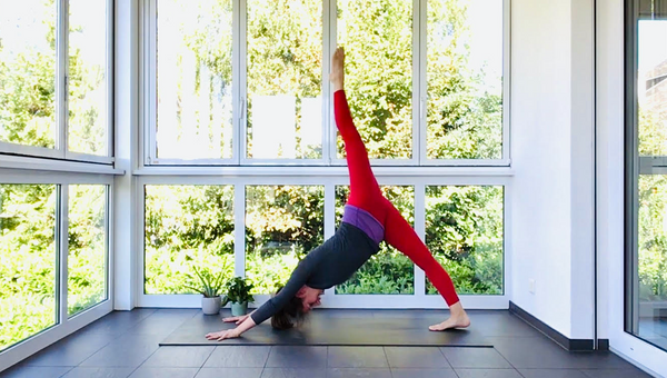 50-minute All-Levels Vinyasa with Rachel