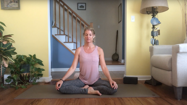 65-minute Yin Yoga + Tonglen Practice with Marije